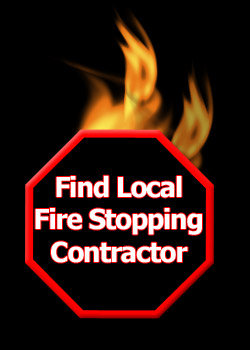 Find Local Fire stopping Contractor